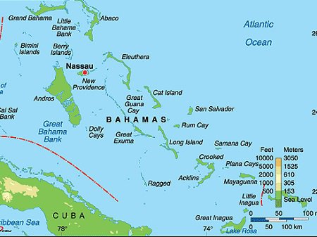 Retire in the Bahamas