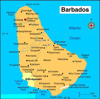 Retire in Barbados