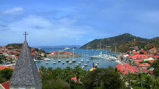 Retire in st barthelemy retire in the caribbean for St barts in the caribbean
