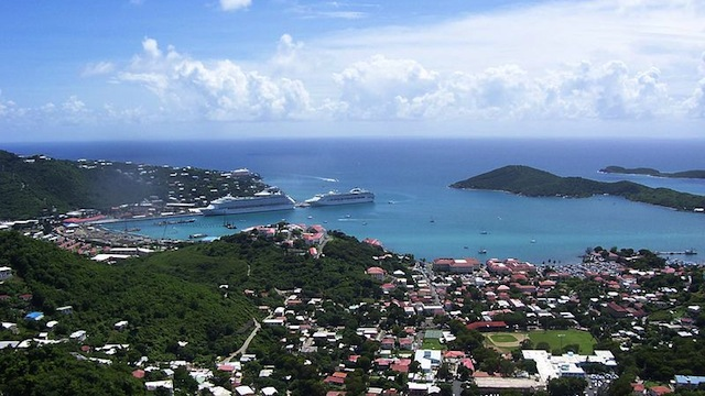 retire in the virgin islands