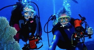 Scuba in the Caribbean for Seniors