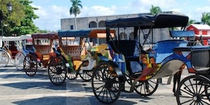 The UNESCO Colonial Zone of Santo Domingo