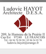 Ludovoc Hayot, Architect photo