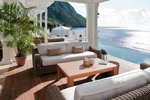 Sugar Beach Residences St Lucia
